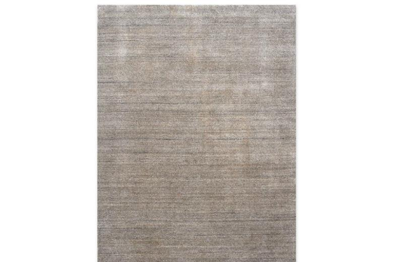 Χαλί χειροποίητο Tapicap Wool Sand Natural Light Grey