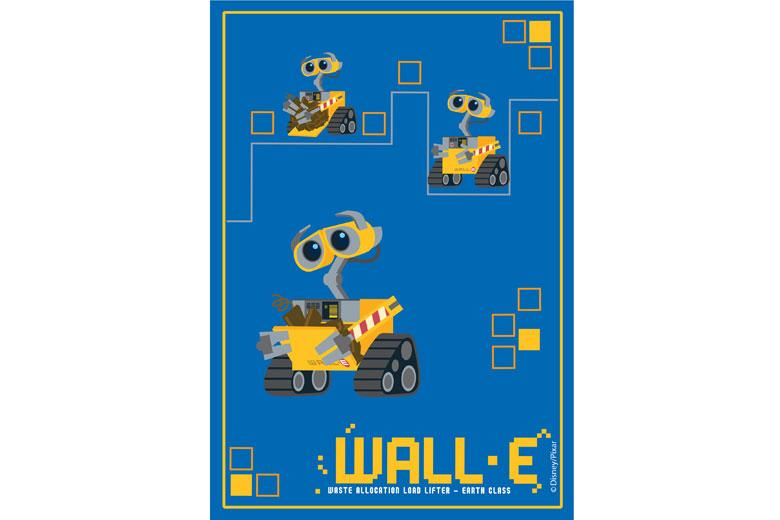 Χαλί ακρυλικό Disney Printed Tufted Wall-E 501