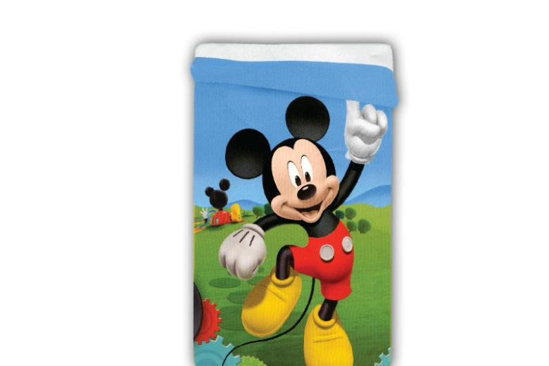 Πάπλωμα microfiber Disney Ysatis Club Mickey Mouse